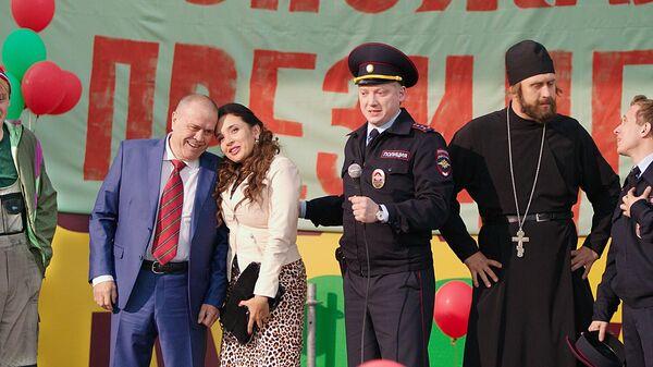 Кадр из фильма День города