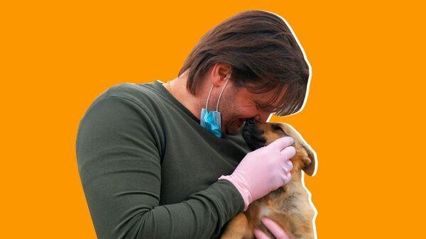 Запашный о бездомных собаках, выбросах CO2 и борщевике в Арктике