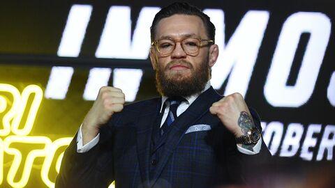 Боец смешанных единоборств UFC Конор Макгрегор