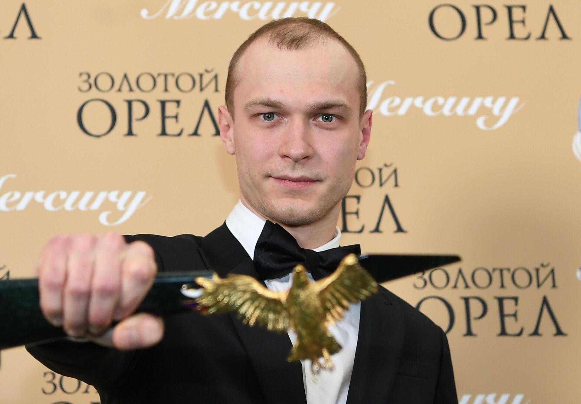 Церемония вручения премии Золотой орел - РИА Новости, 1920, 23.01.2021