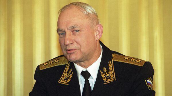 Первого главкома ВМФ России адмирала Громова похоронили в Мытищах