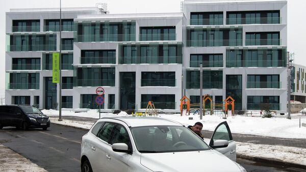 Апартаменты в Сколково