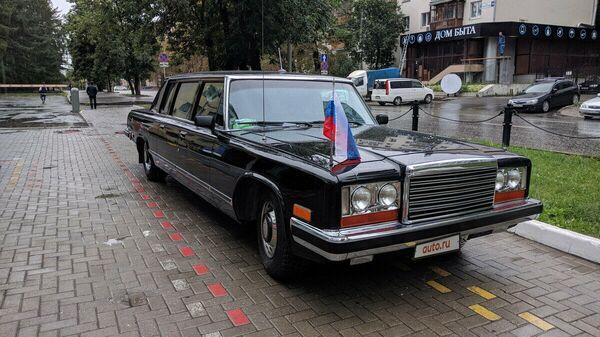 Автомобиль ЗИЛ 4104 41045
