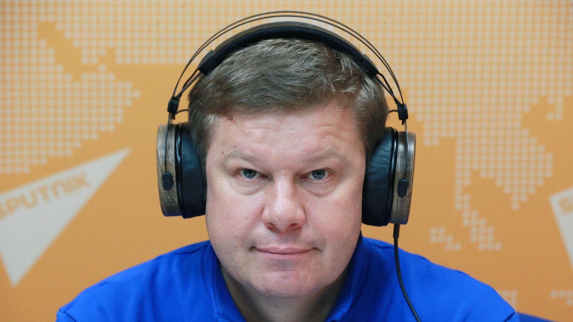Телеведущий Дмитрий Губерниев - РИА Новости, 1920, 25.01.2021