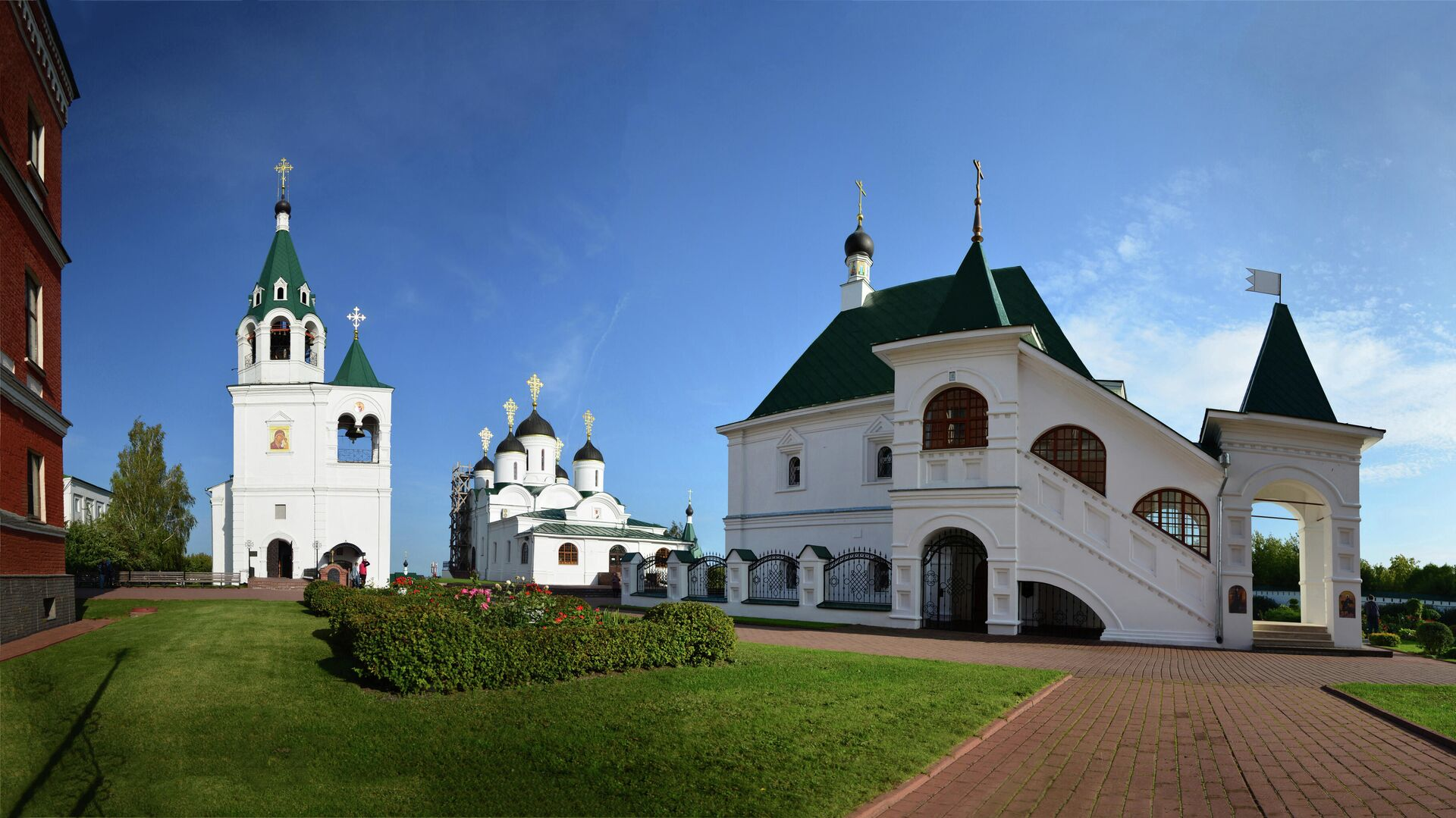 Спасо-Преображенский собор и Покровский храм в Муроме  - РИА Новости, 1920, 24.06.2021