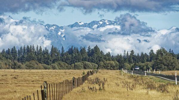 Кентербери, Новая Зеландия