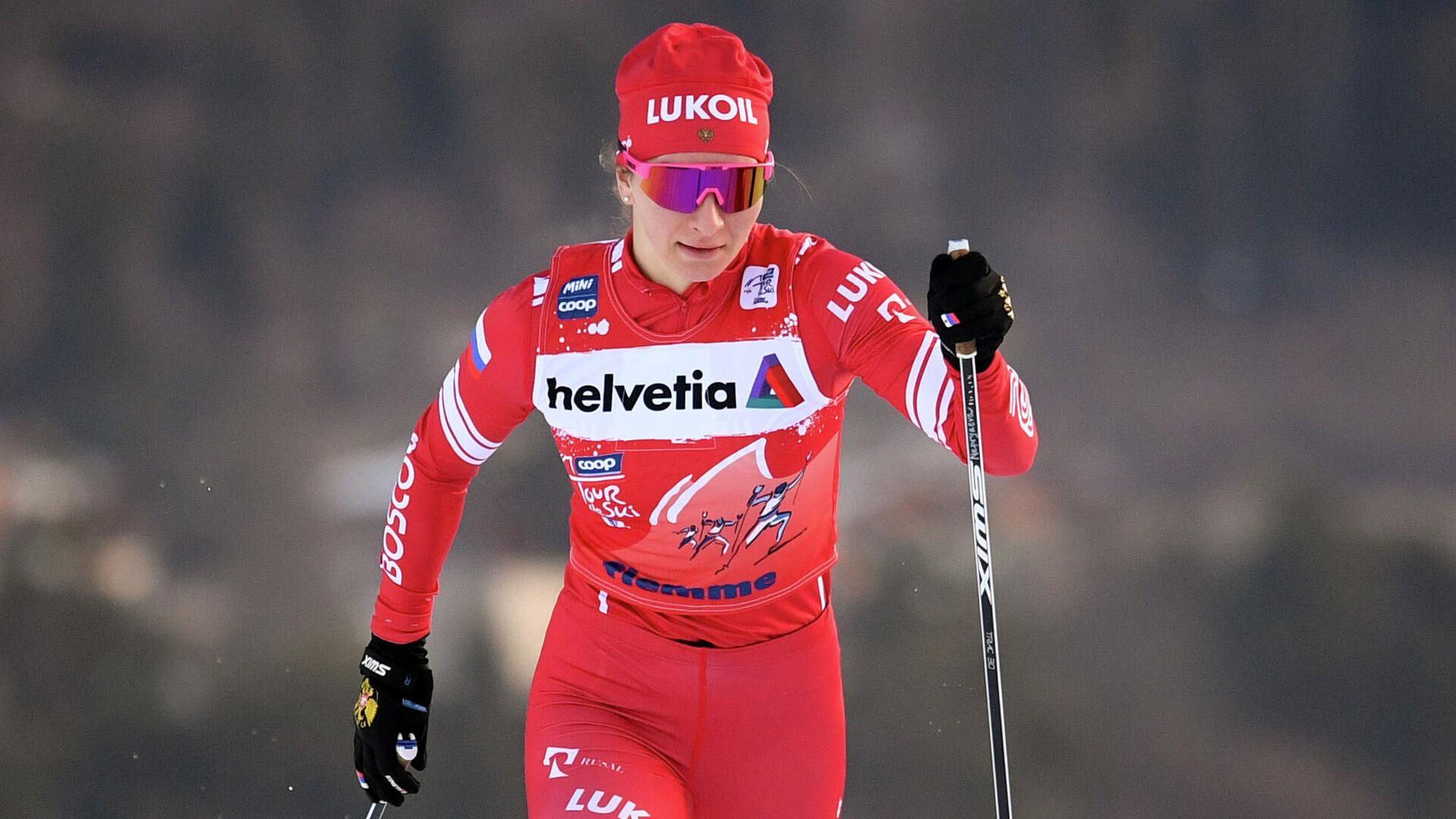 Лыжные гонки. Тур де Ски. Женщины. Спринт - РИА Новости, 1920, 16.02.2021