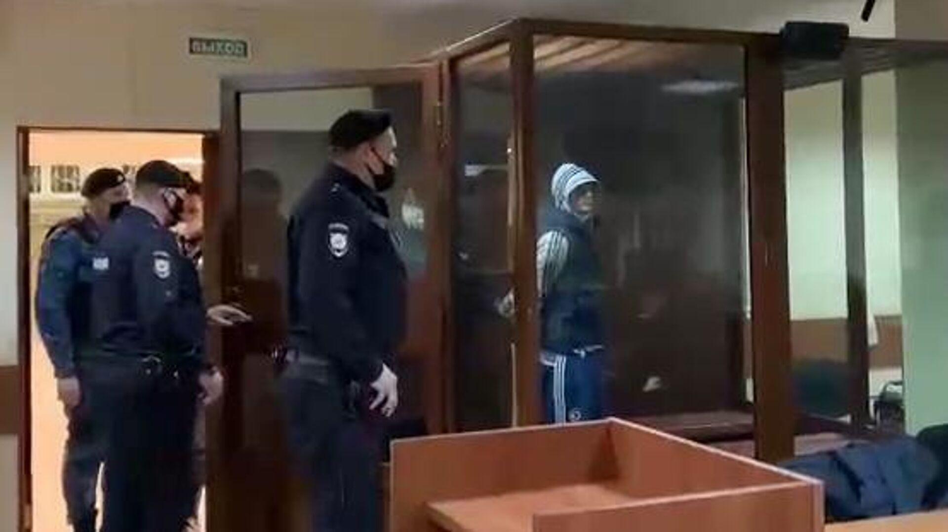Обвинение запросило шесть лет колонии для Джумаева за драку с силовиками