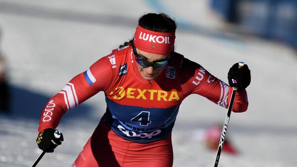 Лыжные гонки. Тур де Ски. Женщины. Масс-старт