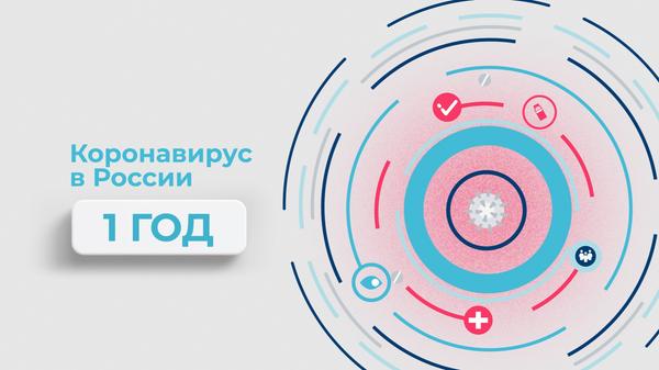 Как Россия пережила год пандемии
