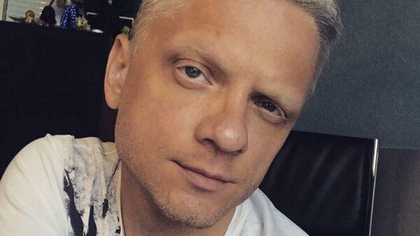 Комик и актер Александр Шаляпин