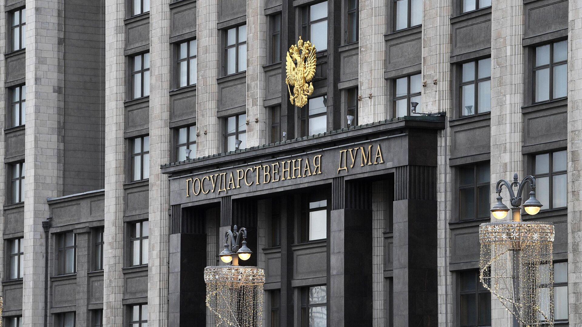 В Госдуме оценили идею ввести ответственность за предвыборные обещания