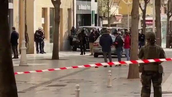 Полицейская операция в Тулоне