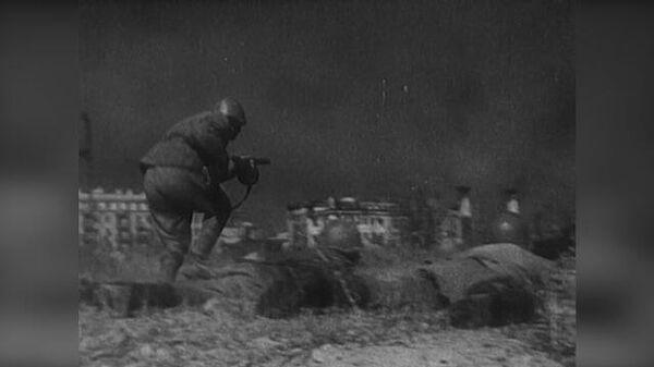 Дни и ночи Сталинградской битвы
