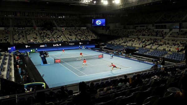 Турнир ATP Cup в Мельбурне