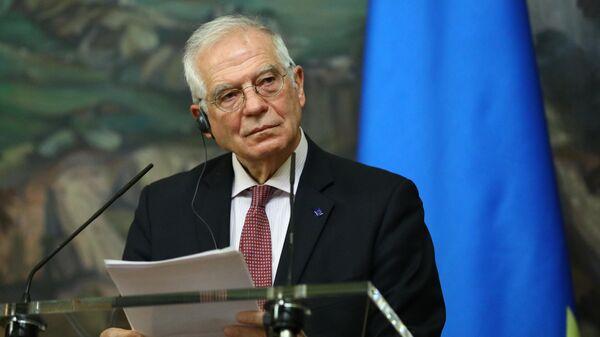 Боррель оценил перспективы введения экономических санкций против Минска