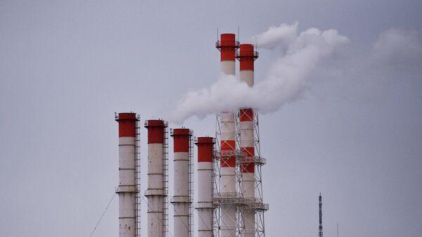"""В России в 2020 году возросло число """"вспышек"""" загрязнения воздуха"""