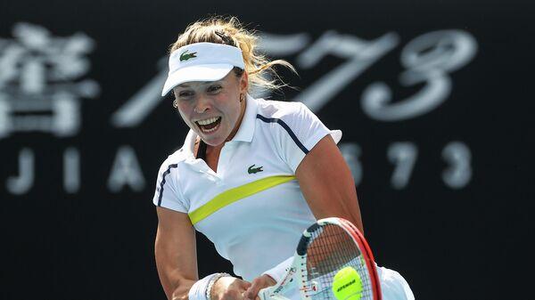 Теннисистка Анетт Контавейт (Эстония)