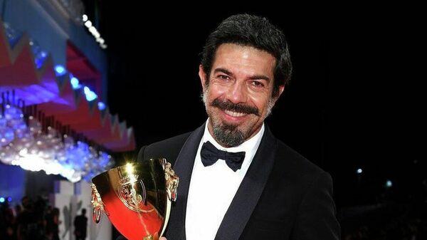 Итальянский актер Пьерфранческо Фавино