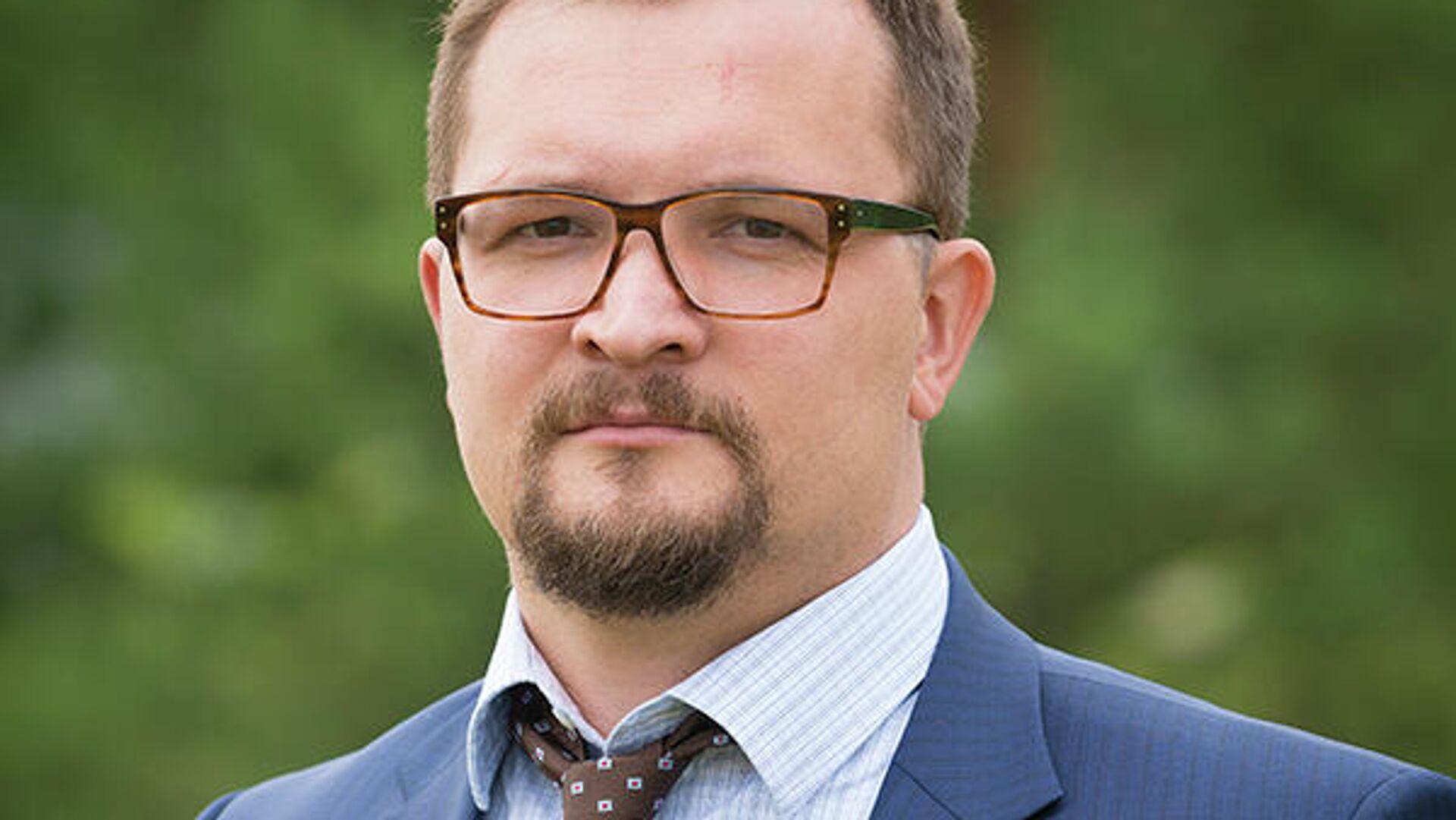 Генеральный директор акционерного общества Организация Агат  Никита Казинский - РИА Новости, 1920, 09.02.2021