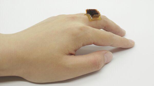Генератор термоэлектрической энергии в виде кольца
