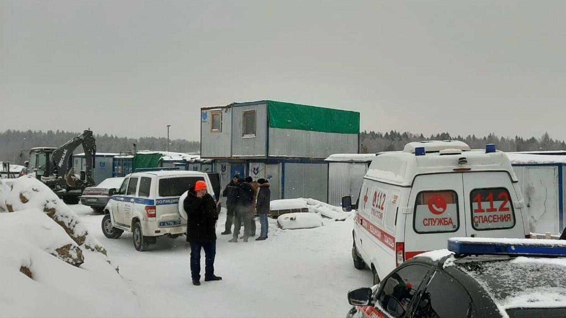 Власти назвали причину гибели рабочих в Ростовской области