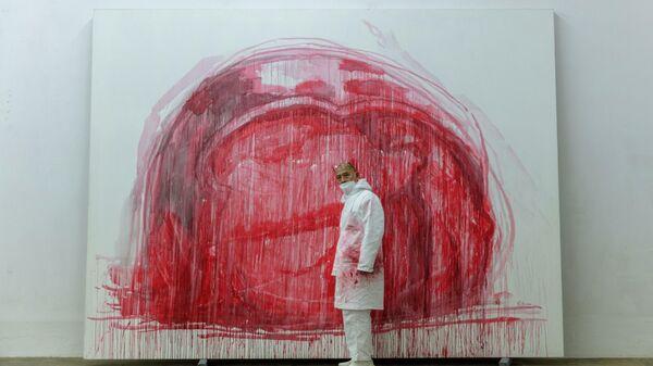 Творец и монах. В Москве покажут работы китайского художника