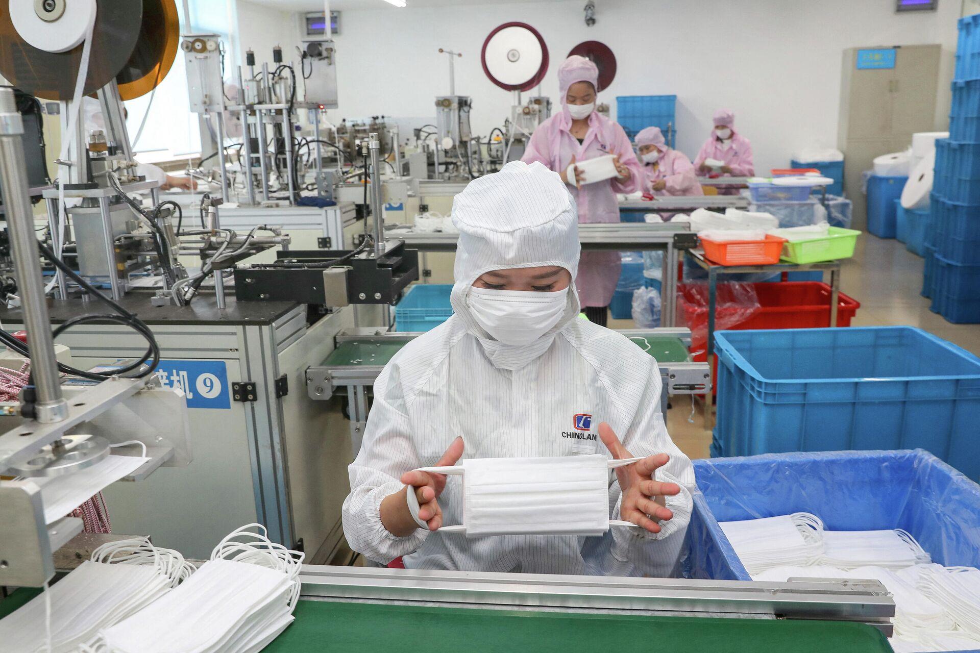 Догнать и перегнать Америку. Помог ли китайской экономике коронавирус