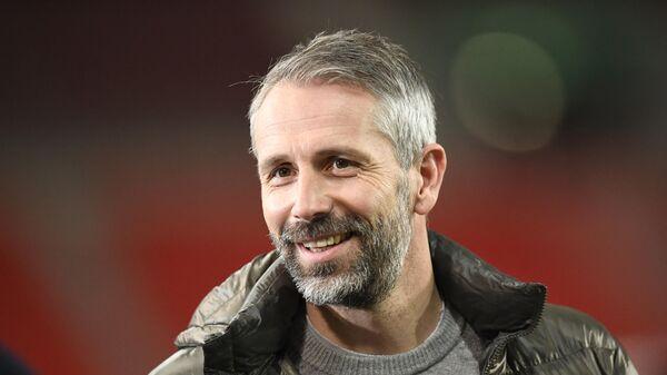 Главный тренер футбольного клуба Боруссия (Менхенгладбах) Марко Розе