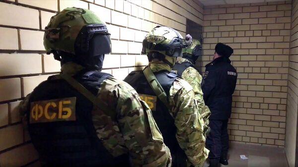 Спецоперация ФСБ против финансистов ИГ*