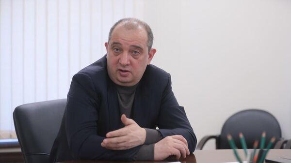 Руководитель Фонда капремонта Москвы Артур Кескинов