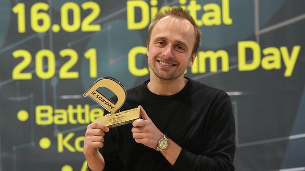 VR-проект РИА Новости стал лауреатом Digital Communications Awards