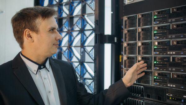 Руководитель проекта Александр Куприянов