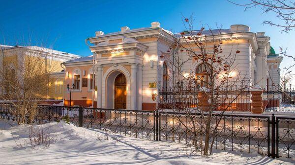 Дом Колчака в Омске