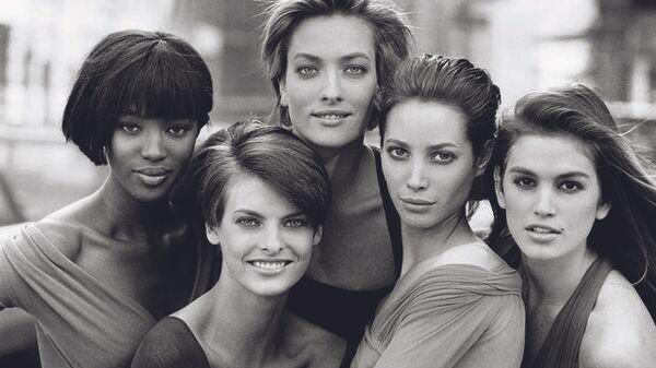 Постер фильма Models: The Film
