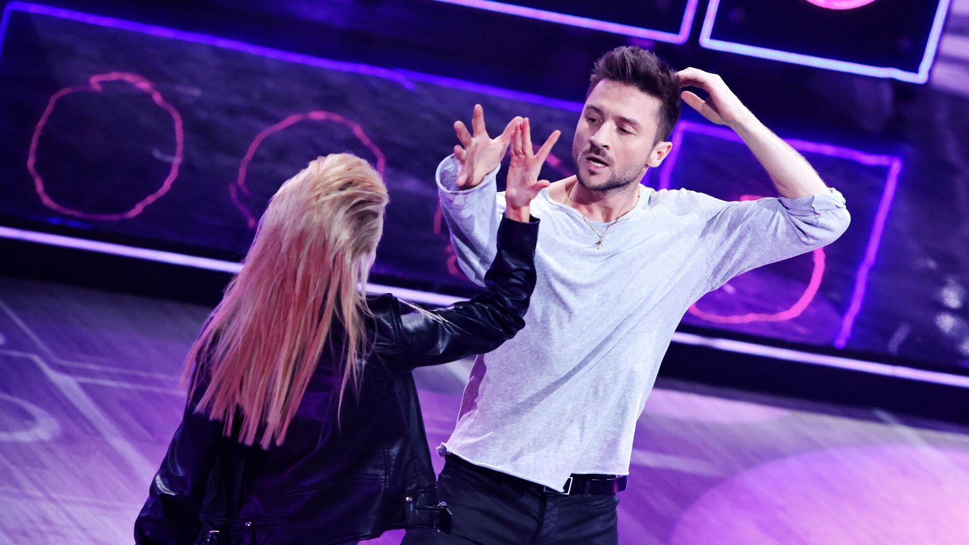 """Лазарев и Манукян рассказали, как они шли к финалу """"Танцев со звездами"""" - РИА Новости, 22.02.2021"""