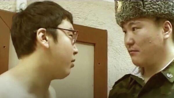 Кадр из фильма Кэскил