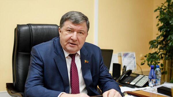 Председатель заксобрания Забайкальского края Игорь Лиханов