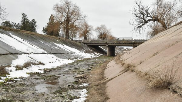 Северо-Крымский канал