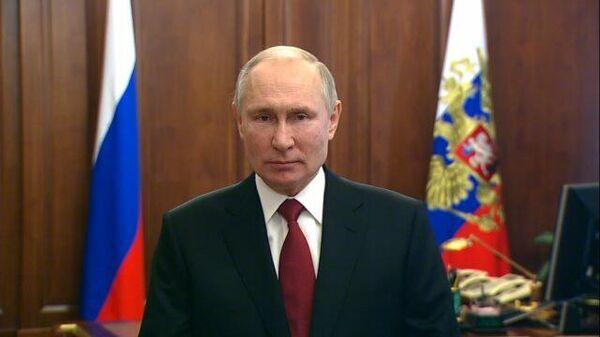 """""""Помним подвиги российского воинства"""" – Путин поздравил россиян с Днем защитника Отечества"""