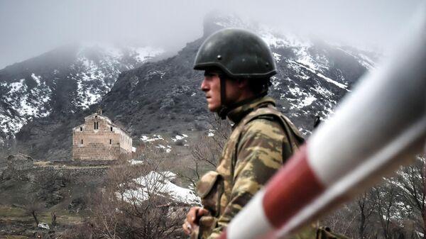 В Азербайджане назвали потери армии при эскалации в Карабахе