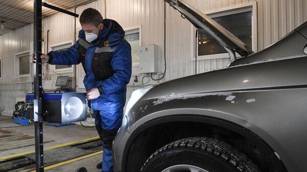 В Госдуме оценили идею сделать техосмотр личных автомобилей добровольным