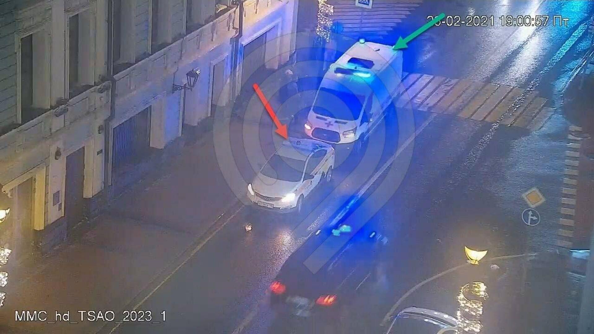 В России выросло число погибших в ДТП с такси