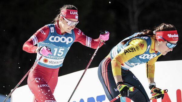 Лыжные гонки. Чемпионат мира. Женщины. Спринт