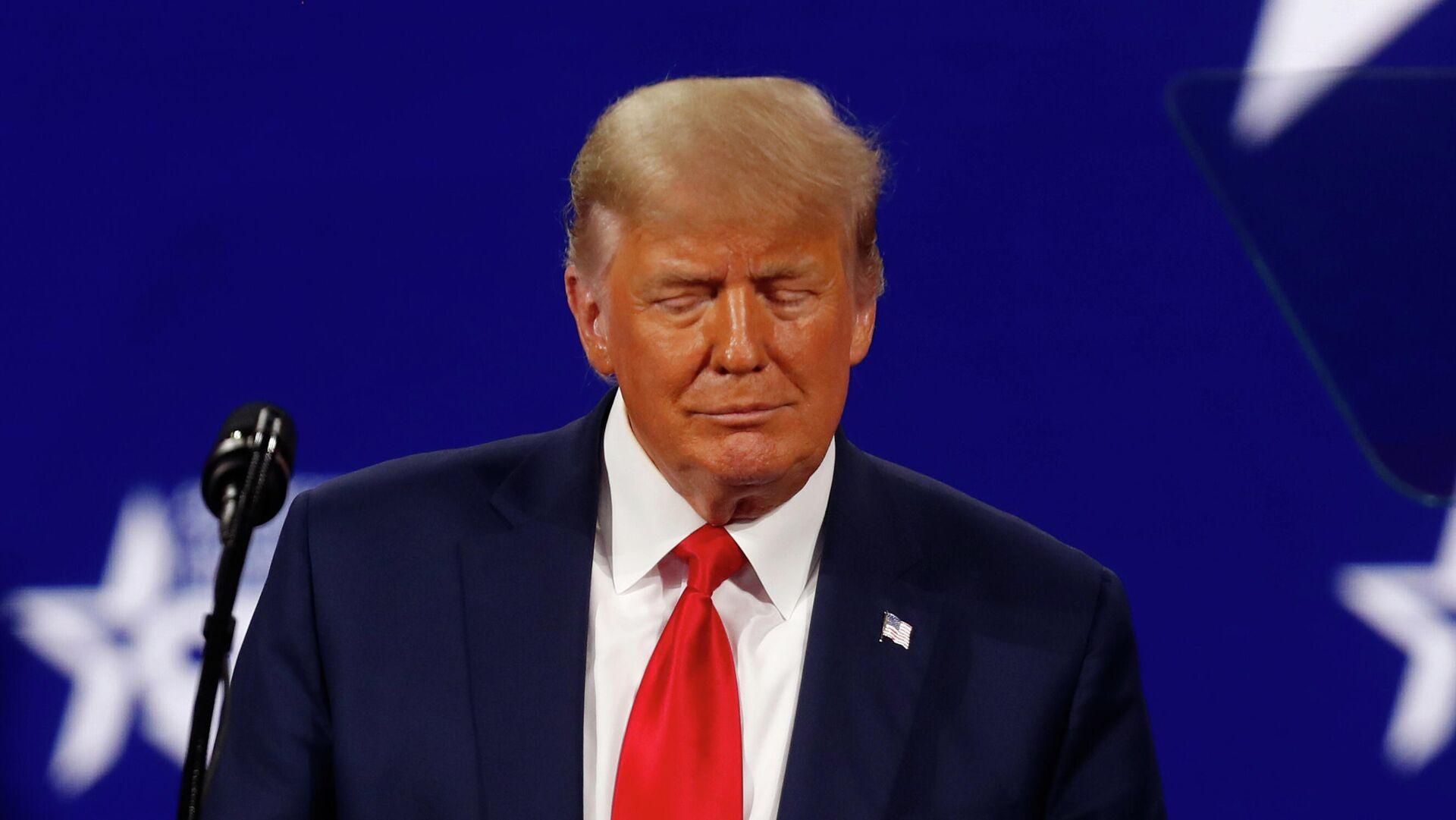 Бывший президент США Дональд Трамп - РИА Новости, 1920, 01.03.2021