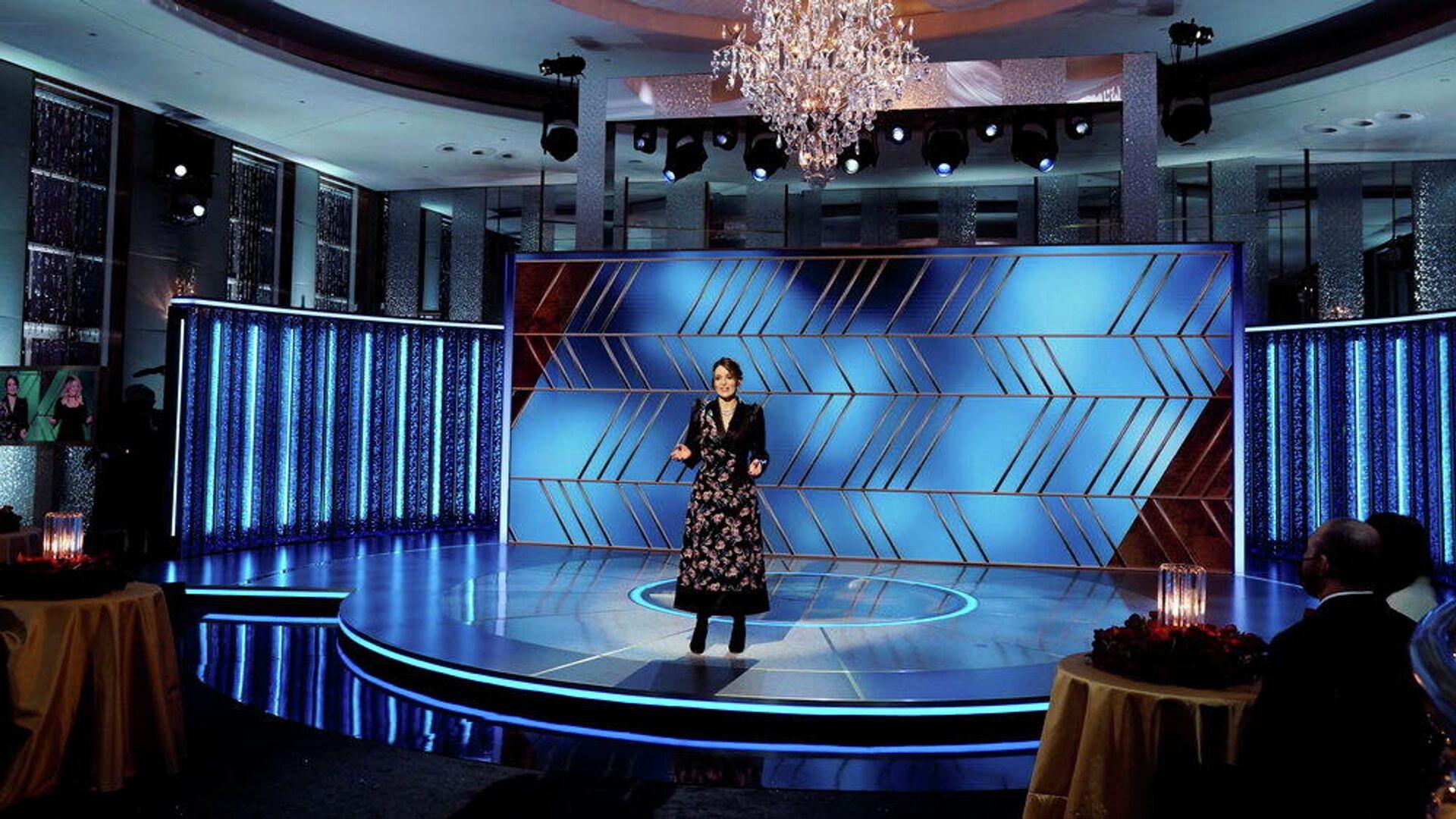 Церемония вручения премии Золотой глобус - 2021 - РИА Новости, 1920, 01.03.2021