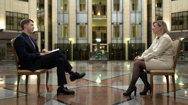 Российским законам они не подчиняются: Мария Захарова о западных интернет-гигантах в России