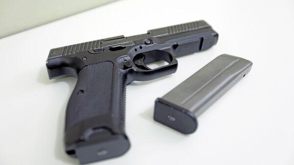 Модульный пистолет Лебедева Рысь