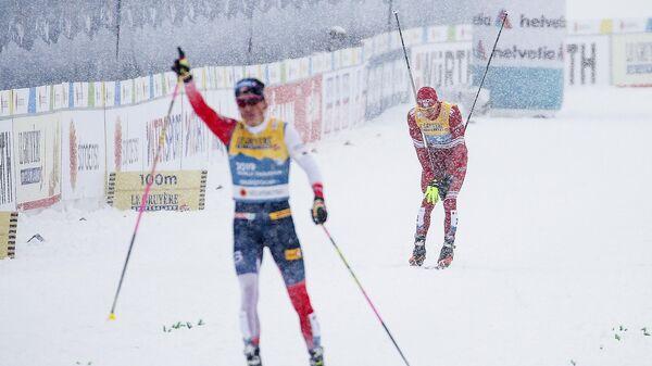Лыжные гонки. Чемпионат мира. Мужчины. Эстафета