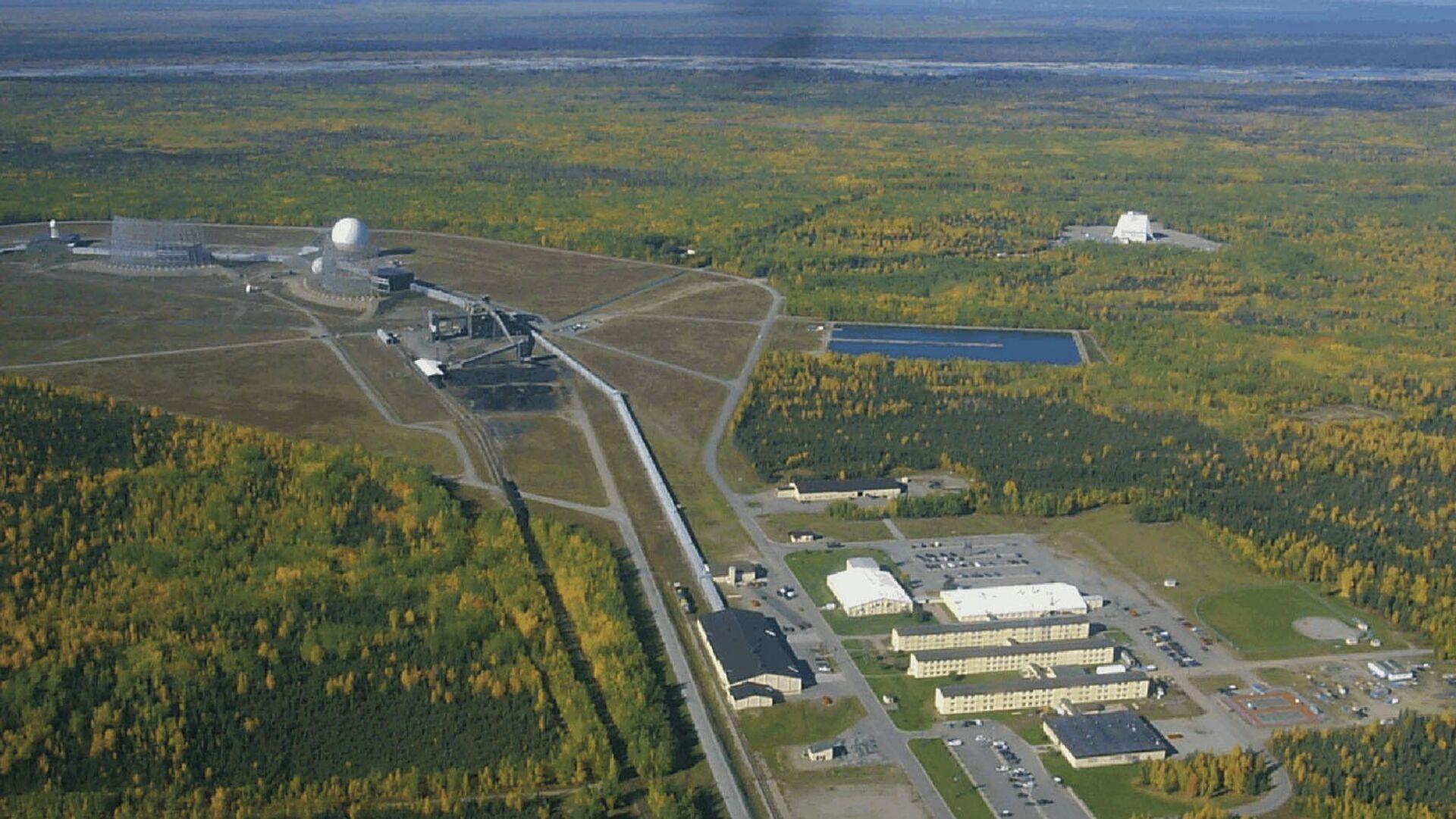 Радиолокационная станция ВВС США Clear Air Force Station на Аляске - РИА Новости, 1920, 12.03.2021